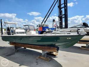 Used Hewes Redfisher 19 Flats Fishing Boat For Sale