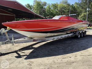 Used Sunsation 36 SSR High Performance Boat For Sale