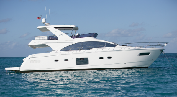 Used Schaefer 640 Motor Yacht For Sale