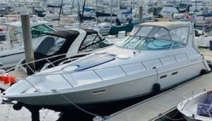 Used Chris-Craft Continental 380 Cruiser Boat For Sale