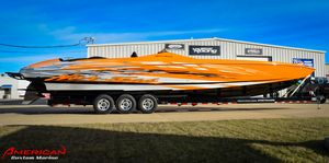 Used Nor-Tech 437 High Performance Boat For Sale