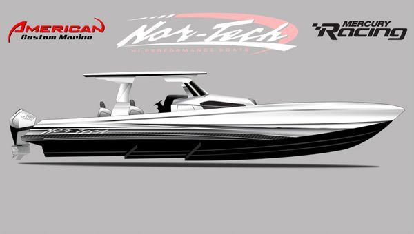 New Nor-Tech 450 Sport Center Console Boat For Sale