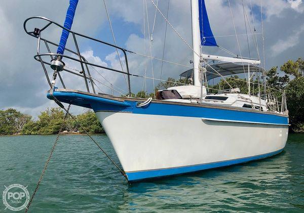 Used Irwin Yachts 38 Mark II Sloop Sailboat For Sale