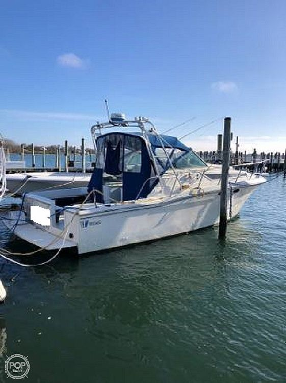 Used Wellcraft Coastal 3300 Sports Fishing Boat For Sale