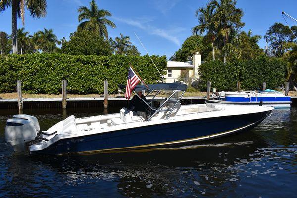 Used Marlago 35FS Center Console Fishing Boat For Sale