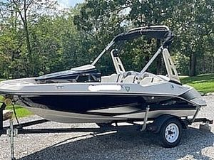 Used Scarab Impulse 165 HO Ski and Wakeboard Boat For Sale