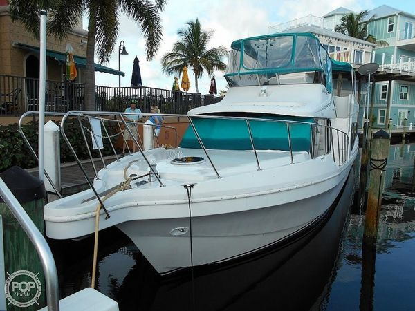 Used Bluewater Yachts 54 LEX Aft Cabin Boat For Sale