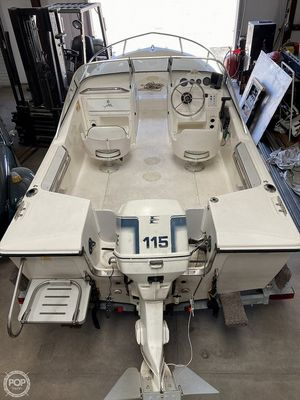 Used Edgewater 170DC Bowrider Boat For Sale