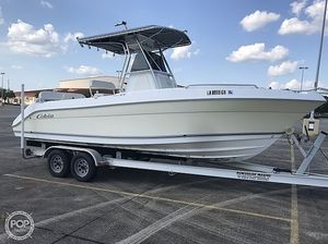 Used Cobia 235CC Center Console Fishing Boat For Sale
