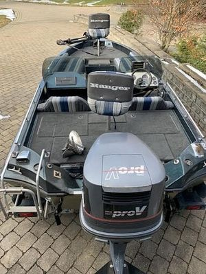Used Ranger Boats Apache 375V Bass Boat For Sale