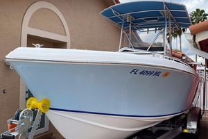 Used Bluewater 2350 CC Center Console Fishing Boat For Sale