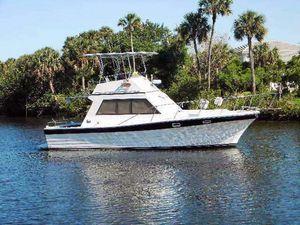 Used Pequod Flybridge Sedan Flybridge Boat For Sale