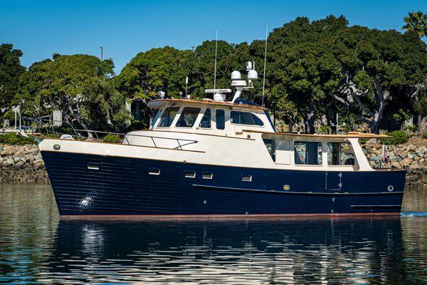 Used American Marine Grand Banks Alaskan Trawler Boat For Sale
