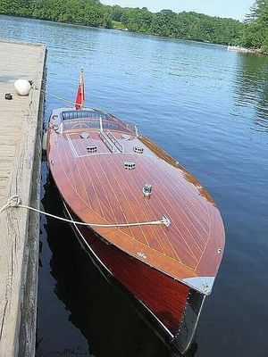 Used Classic Craft Gentlemans Racer Antique and Classic Boat For Sale