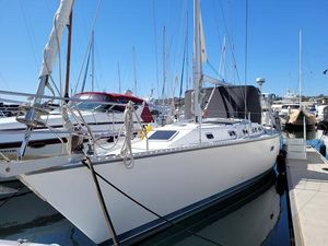 Used Catalina Morgan 45CC Center Cockpit Sailboat For Sale