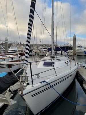 Used Catalina 36 MK II Racer and Cruiser Sailboat For Sale