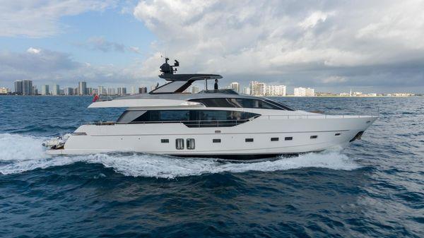 Used Sanlorenzo SL86 Motor Yacht For Sale