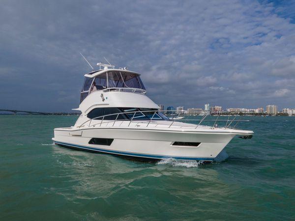 Used Riviera Open Flybridge Boat For Sale