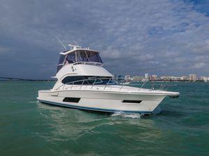 Used Riviera Flybridge Boat For Sale