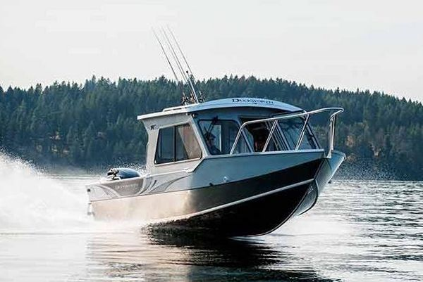 New Duckworth 24 pacific pro Freshwater Fishing Boat For Sale