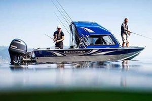 New Duckworth 20 Navigator Sport HT Freshwater Fishing Boat For Sale