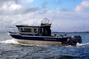 New Duckworth 26 Offshore Freshwater Fishing Boat For Sale