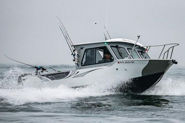 New Duckworth 22 Pacific Pro Freshwater Fishing Boat For Sale