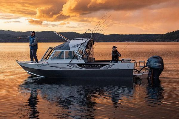 New Duckworth 21 Discovery Freshwater Fishing Boat For Sale
