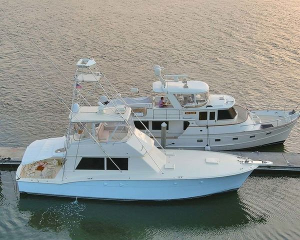 Used Hatteras Convertible Sportfish Convertible Fishing Boat For Sale