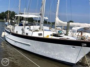 Used Tartan TOCK 40 Ketch Sailboat For Sale