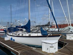 Used Vagabond Westwind 38 Cutter Sailboat For Sale