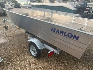 Used Marlon WV14L Jon Boat For Sale