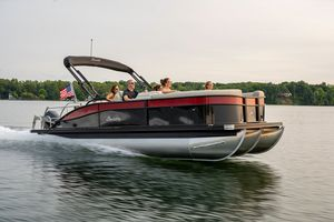New Barletta C22UC - PLATINUM Pontoon Boat For Sale