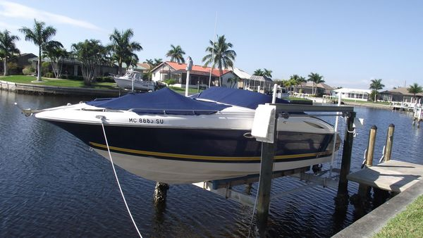 Used Monterey 298 Bowrider Boat For Sale