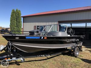 Used Lund 1675 Impact Bass Boat For Sale