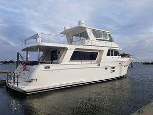 Used Hampton 640 Endurance Motor Yacht For Sale