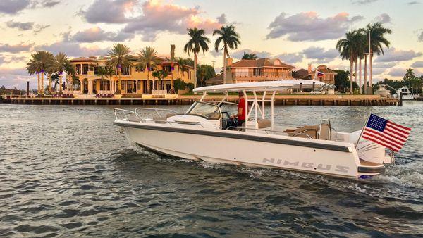 New Nimbus T9 #68 Cruiser Boat For Sale