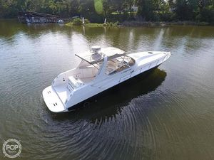 Used Fountain 38 EC Express Cruiser Boat For Sale