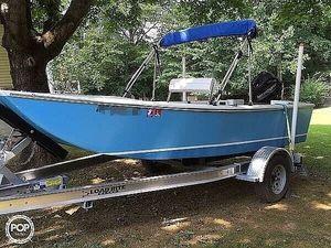 Used Garvey 16 Bay Boat For Sale