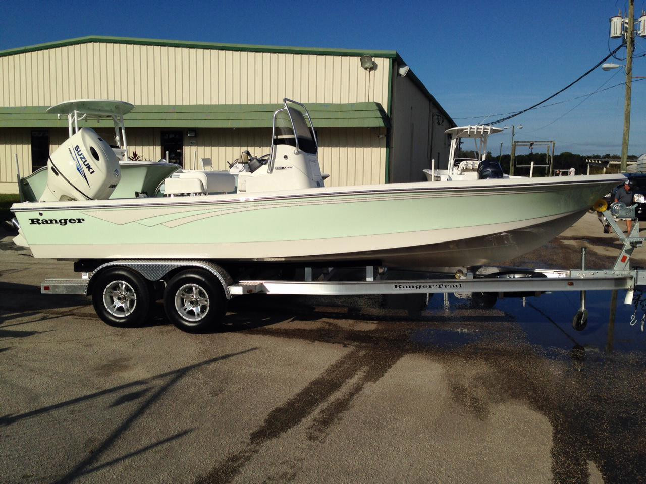 2016 New Ranger 220 Bahia Bay Boat For Sale - Tampa, FL ...