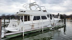 Used Navigator 53 Extended Deckhouse PHMY Motor Yacht For Sale