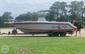 Used Robalo 2620 Center Console Fishing Boat For Sale