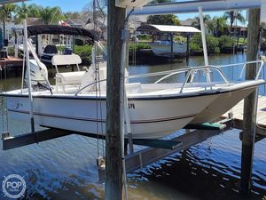 Used Twin Vee 19 Bay Cat Power Catamaran Boat For Sale