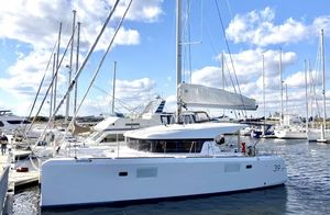 Used Lagoon 39 Catamaran Sailboat For Sale