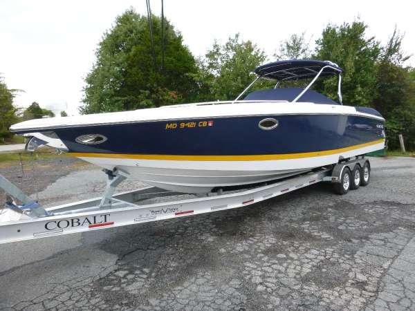Used Cobalt Boats 343 Aft Cabin Boat For Sale
