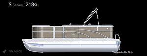 New Bennington 218 SL Pontoon Boat For Sale