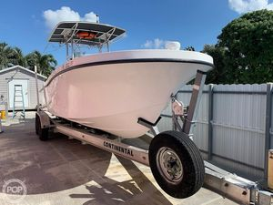 Used Dusky Marine Offshore 256 CC Center Console Fishing Boat For Sale