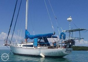 Used Islander 37 Wayfarer Sloop Sailboat For Sale