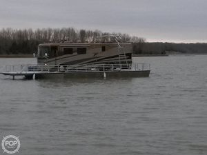 Used Destination Yacht Rollerboat Barge Boat For Sale