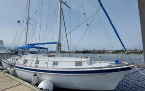 Used Gulfstar Motorsailer Sailboat For Sale